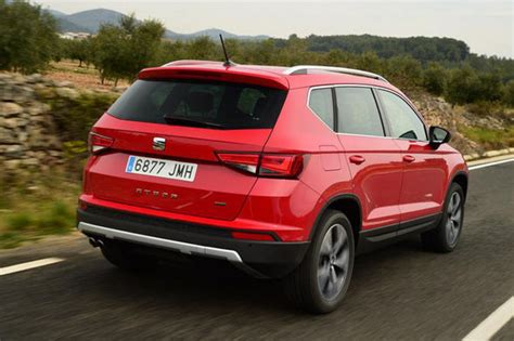 seat ateca blue seat have announced prices and specifications for the new