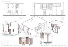 sections margaret esherick house 204 sunrise lane elevations margaret esherick house 204 sunrise lane