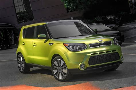 2014 Kia Soul Manual Transmission 2014 Kia Soul Drive Automobile Magazine
