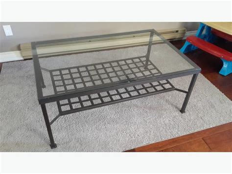 ikea granas coffee table glass top parksville nanaimo