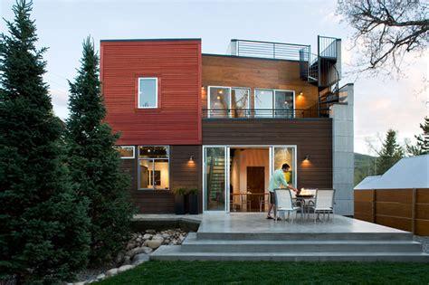 home design exteriors denver short street house modern exterior denver by west