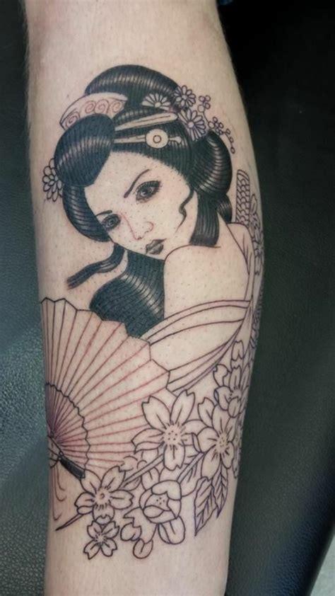 geisha tattoo wrist 102 unterarm tattoo ideen bilder und video