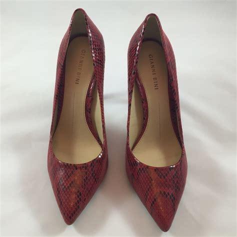 Kelseey Heels Original Brand 70 gianni bini shoes brand new gianni bini snakeskin pumps from kelsey s closet on