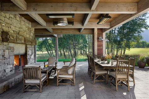 outdoor dining rooms narrow outdoor dining room contemporary with open