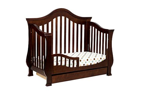 How To Convert 3 In 1 Crib To Toddler Bed How To Convert A Crib To A Bed