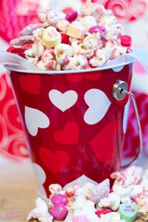 valentines popcorn s day popcorn snack mix eazy peazy mealz