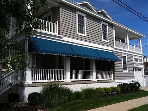 Awnings For Residential Homes Residential Awnings Bluewater Awnings Add Curb Appeal