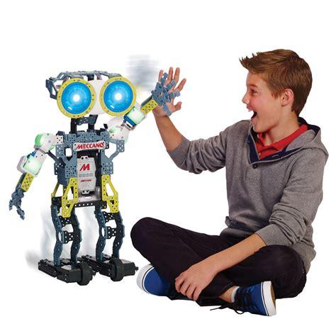 spin master meccano meccanoid  personal robot
