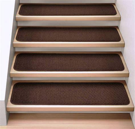 inspirations peel  stick carpet stair treads stair