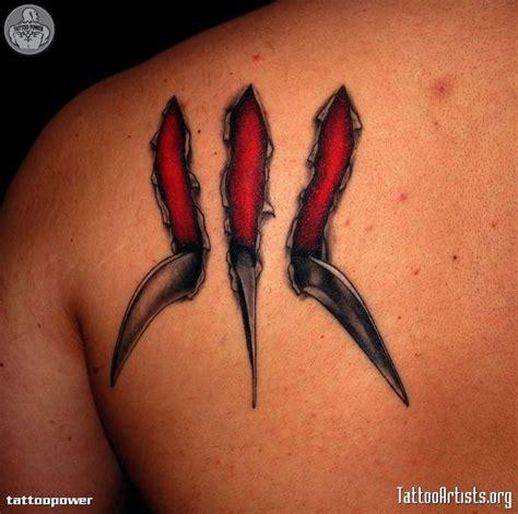 wolverine tattoos 14 stunning wolverine tattoos