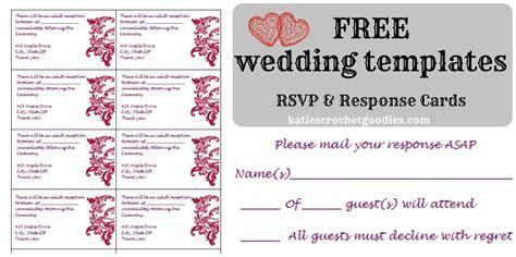 wedding rsvp response card template templat wedding invitation ideas  wedding