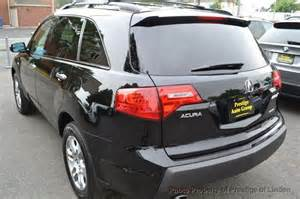 2007 used acura mdx technology package 1 owner navigation
