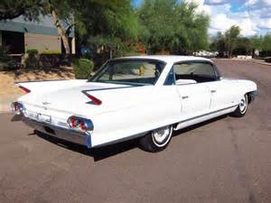 1961 Cadillac Sedan 1961 Cadillac Series 62 Sedan Barrett Jackson Auction