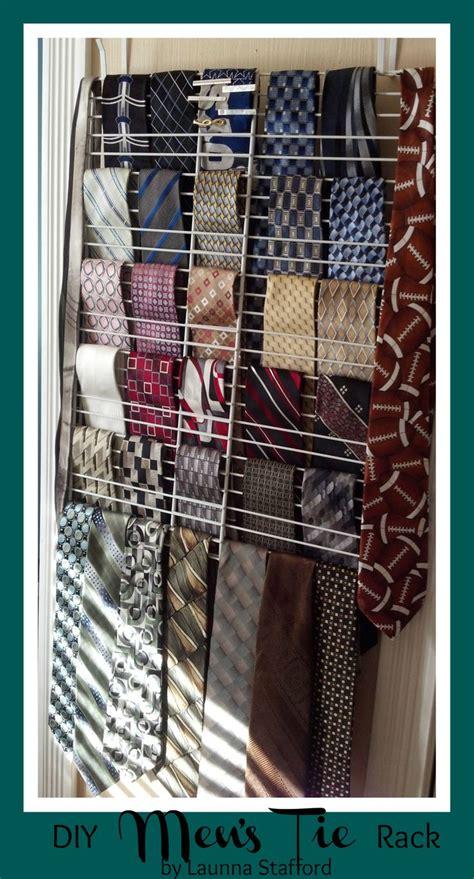 The Door Tie Rack by 17 Best Ideas About Tie Rack On Tie Storage