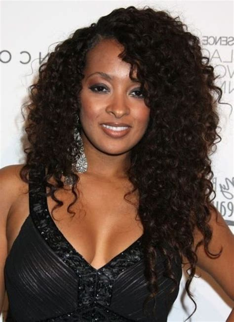 sideswept curled hairstyles for black women 75 cute cool hairstyles for girls for short long