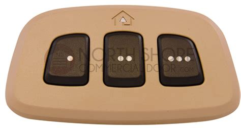 homelink gate and garage door opener remote kit 60 hmlkv5tan
