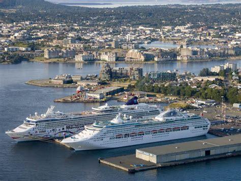 boat cruise victoria bc cruise ship season commences the pedaler