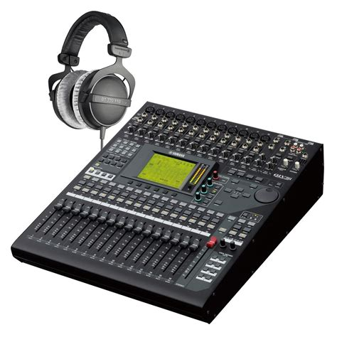 Mixer Audio Beyer yamaha 01v96i digital mixer free beyerdynamic dt770