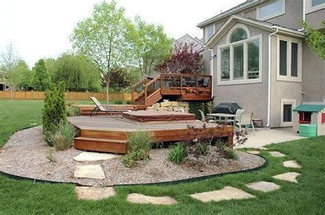 patio ideas 1280x960 archadeck of kansas city decks screen elevated deck with hot tub under deck google search