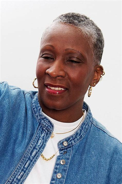 afro for mature women pictures of short hairstyles for gray hair slideshow