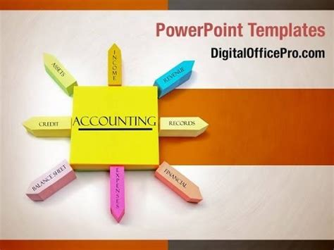 Powerpoint Template Accounting Progsarctic | accounting powerpoint template backgrounds