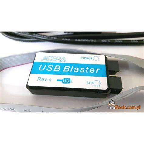 Altera Fpga Cpld Kabel Downloader Usb Blaster Berkualitas programator zgodny z usb cpld fpga downloader blaster altera