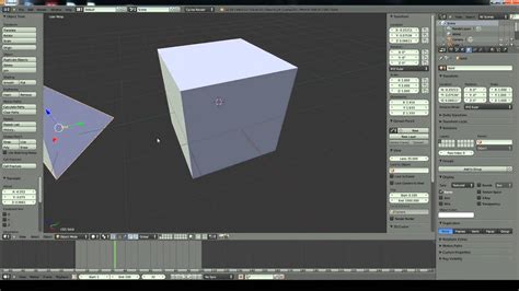 video tutorial blender 3d blender 3d interface tutorial youtube