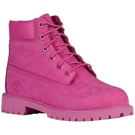 timberland boots pink timberland 6 in premium waterproof boots pink