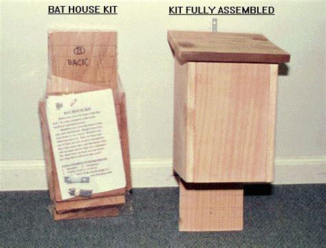 bat house kit cedar bat house kit