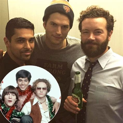 mila kunis wilmer valderrama eyes reunion with 70s show that 70s show photos hollywood cast reunions eric