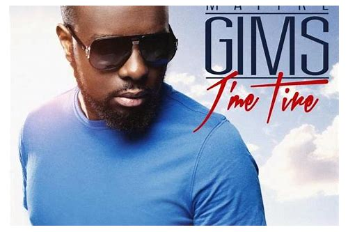 maitre gims j me album descargar music