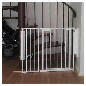 Safety Stair Gate by Spiral Stair Gate Homesafe Kids