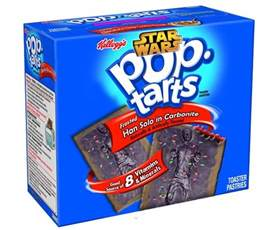 Toaster Strudel In Oven Star Wars Pop Tarts Seriously Wishing That These Were