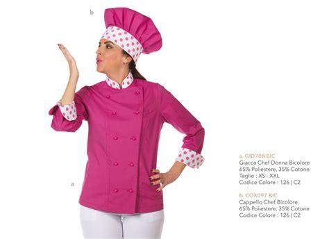 divise di cucina divise da lavoro per cuoco aiuto cuoco chef e sous chef