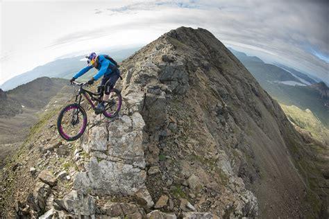 Danny Macaskill danny macaskill the ridge santa bicycles