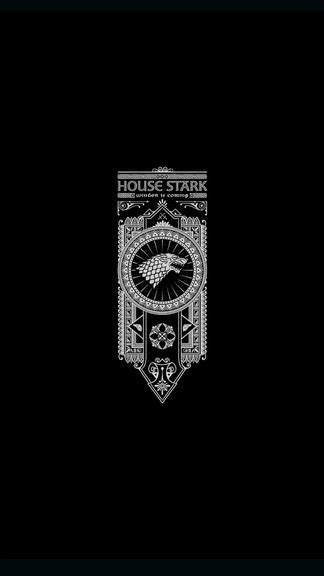 House Of Stark Iphone 5 5s house stark iphone 5 se wallpaper