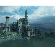 Castle On The Sea  Storming Pinterest