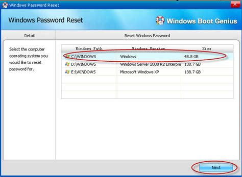 reset windows password cd boot windows boot genius user guide how to create a boot cd