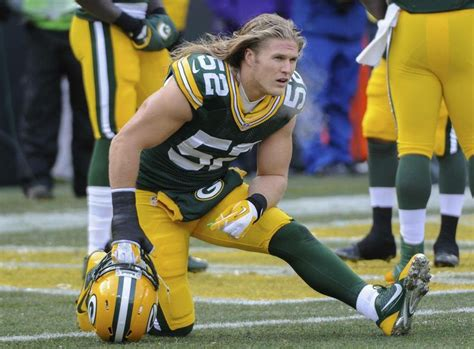 green bay packers haircuts 25 best ideas about clay matthews girlfriend on pinterest