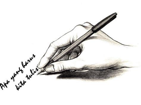 membuat video tangan menulis inspirasi penebar kebaikan