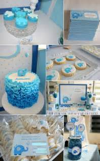blue elephant baby shower ideas baby shower ideas