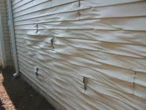 vinyl siding damage here s what to do lakeside painting
