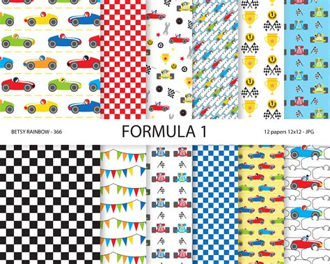 pattern race definition formula 1 digital paper pack digital papers racing boy