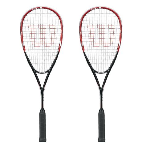 pattern matching exle racket wilson tour 170 blx squash racket double pack ss14