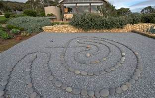 yard designer 25 rock garden designs landscaping ideas for front yard home and gardens