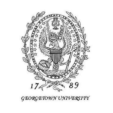 Georgetown Mba Application Login by Georgetown