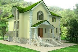 Exterior house colour in green colour best homes kitchen