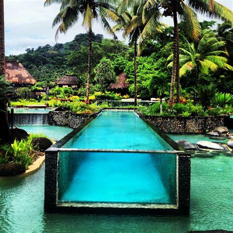 best fiji resort luxury laucala island where s brent been