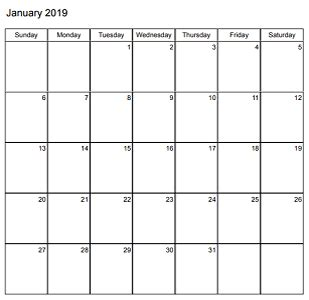 Printable Calendars Of Holidays And Activities For