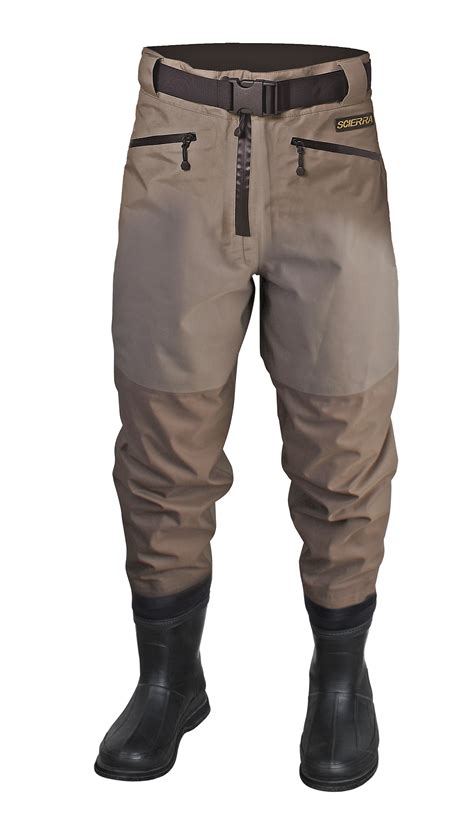 scierra cc3 xp waist wader boot foot glasgow angling centre